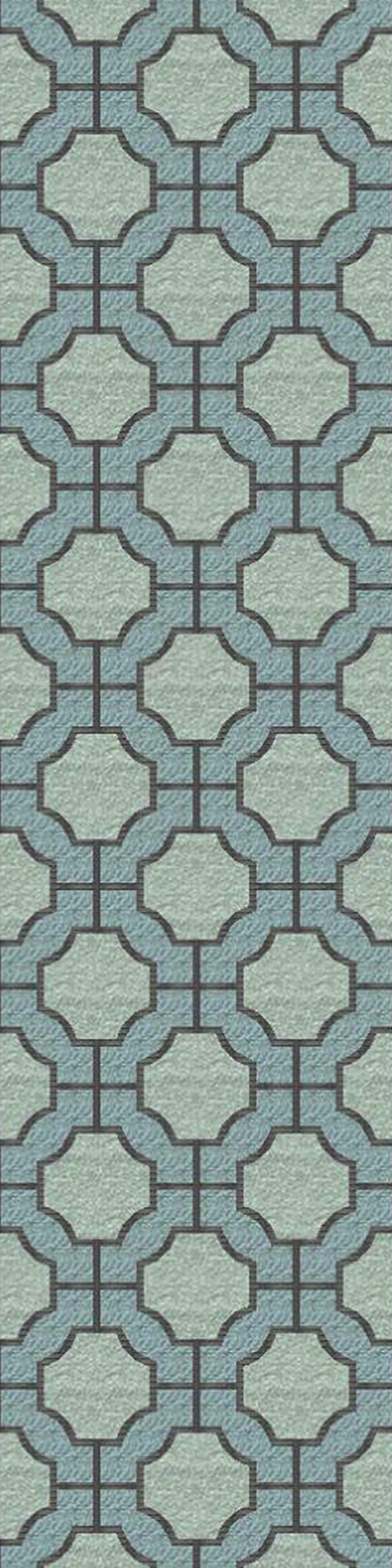 "Surya Rugs Dream 2'6"" x 8' - Item Number: DST1183-268"