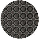 Surya Rugs Dream 8' Round - Item Number: DST1185-8RD