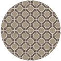 Surya Rugs Dream 8' Round - Item Number: DST1186-8RD