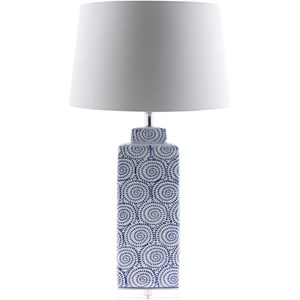 Glaze Modern Table Lamp