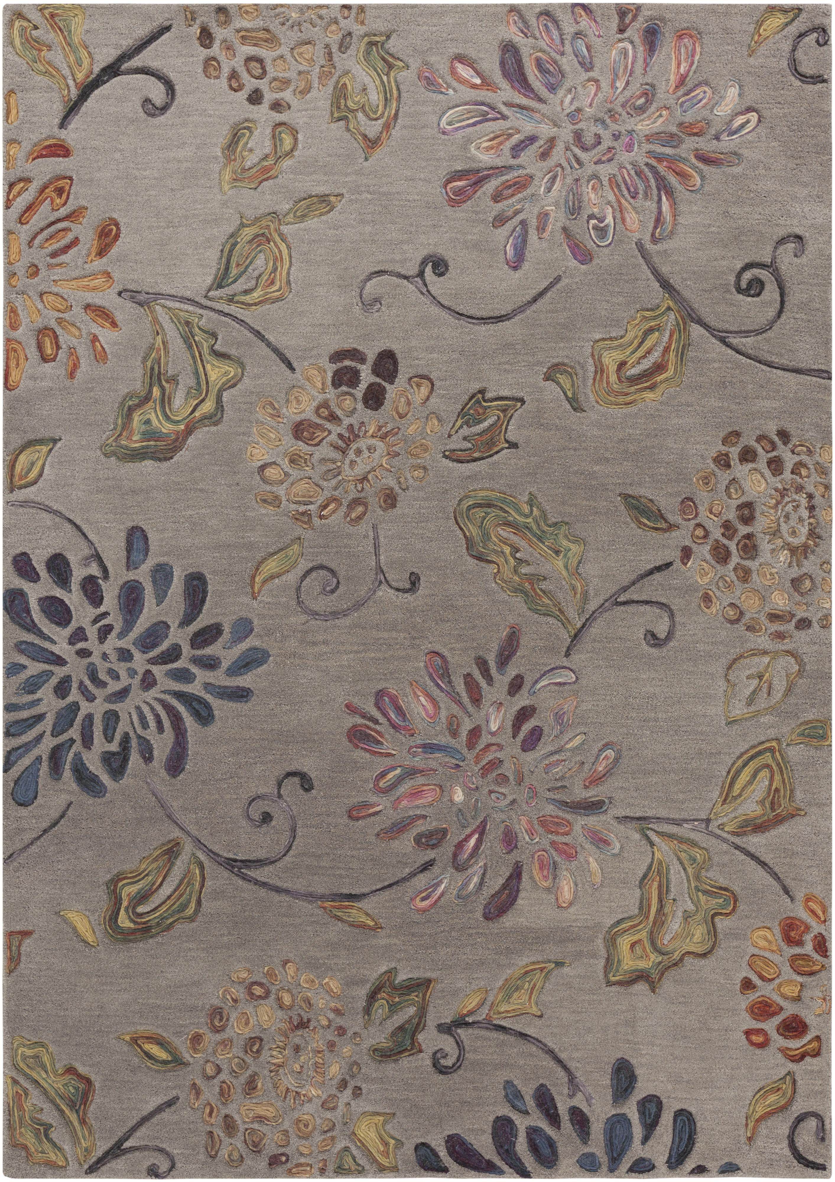 Surya Enchanted 5' x 8' - Item Number: ENC4001-58