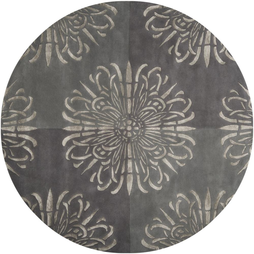 Surya Essence 8' Round - Item Number: ESS7629-8RD
