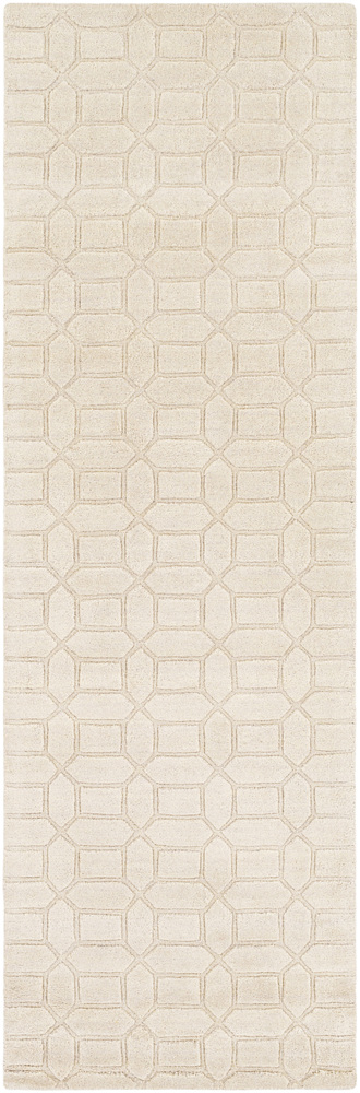 "Surya Rugs Etching 2'6"" x 8' - Item Number: ETC4988-268"