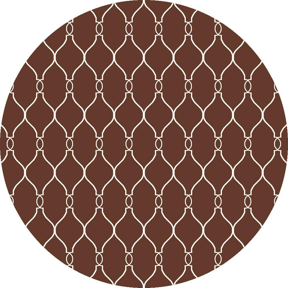 Surya Rugs Fallon 8' Round - Item Number: FAL1000-8RD