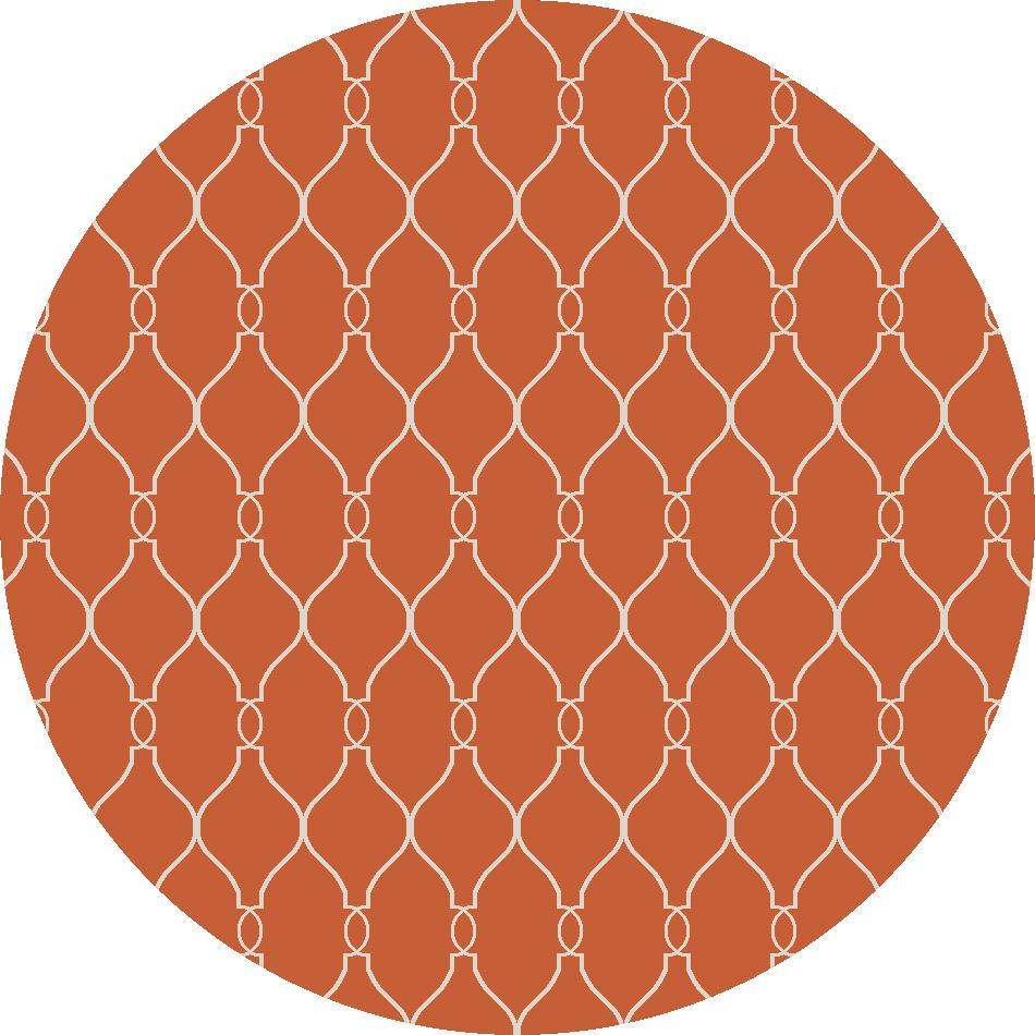 Surya Fallon 8' Round - Item Number: FAL1002-8RD