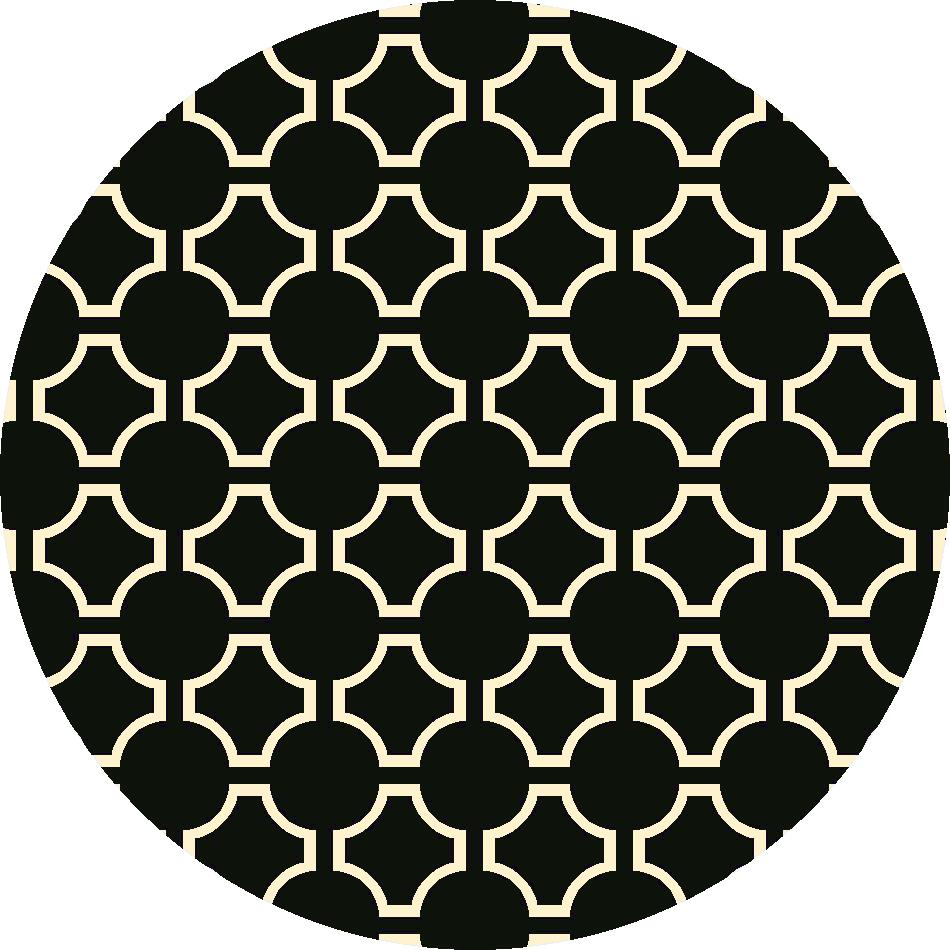 Surya Rugs Fallon 8' Round - Item Number: FAL1024-8RD