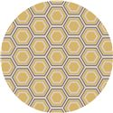 Surya Fallon 8' Round - Item Number: FAL1036-8RD