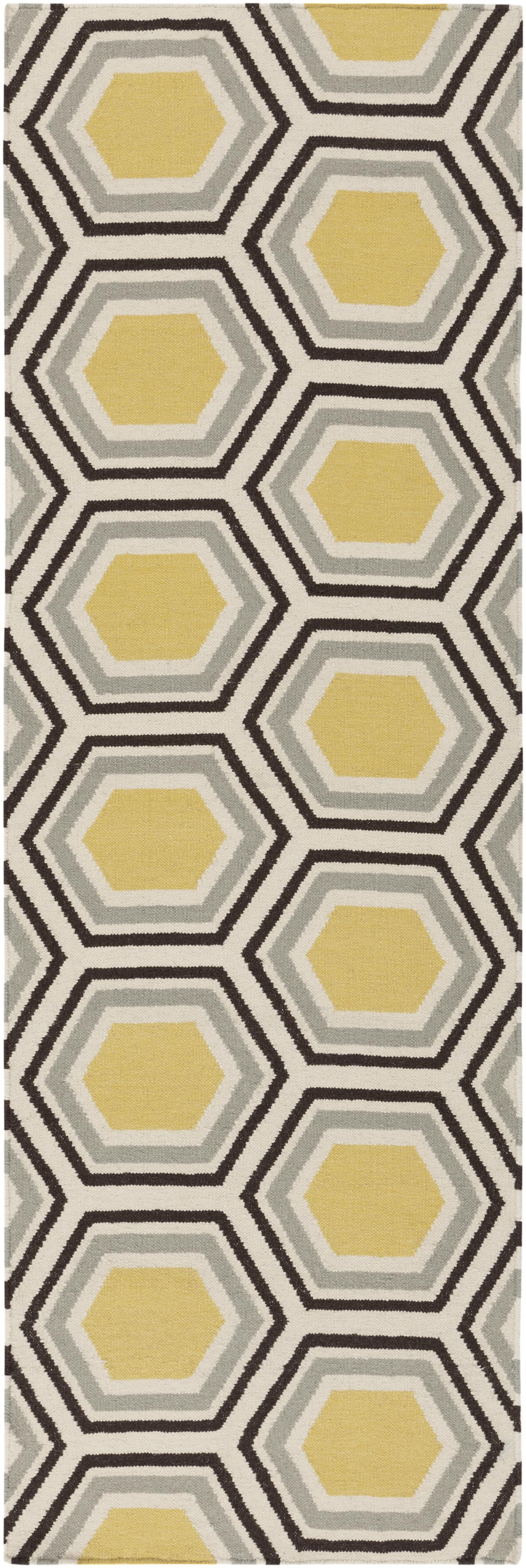 "Surya Fallon 2'6"" x 8' - Item Number: FAL1037-268"