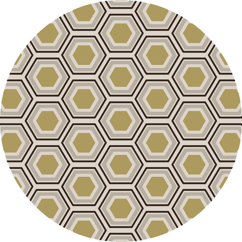 Surya Rugs Fallon 8' Round - Item Number: FAL1037-8RD