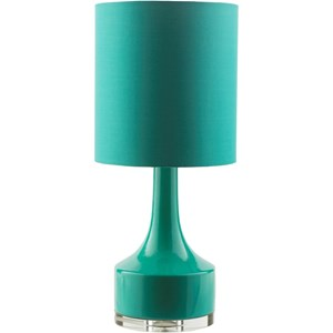 Green Modern Table Lamp