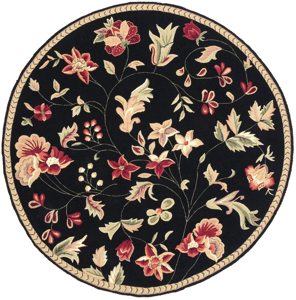 Surya Rugs Flor 3' Round - Item Number: FLO8907-3RD