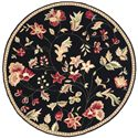 Surya Rugs Flor 4' Round - Item Number: FLO8907-4RD