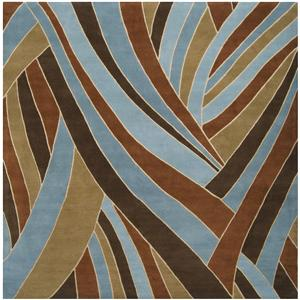 "Surya Rugs Forum 9'9"" Square"