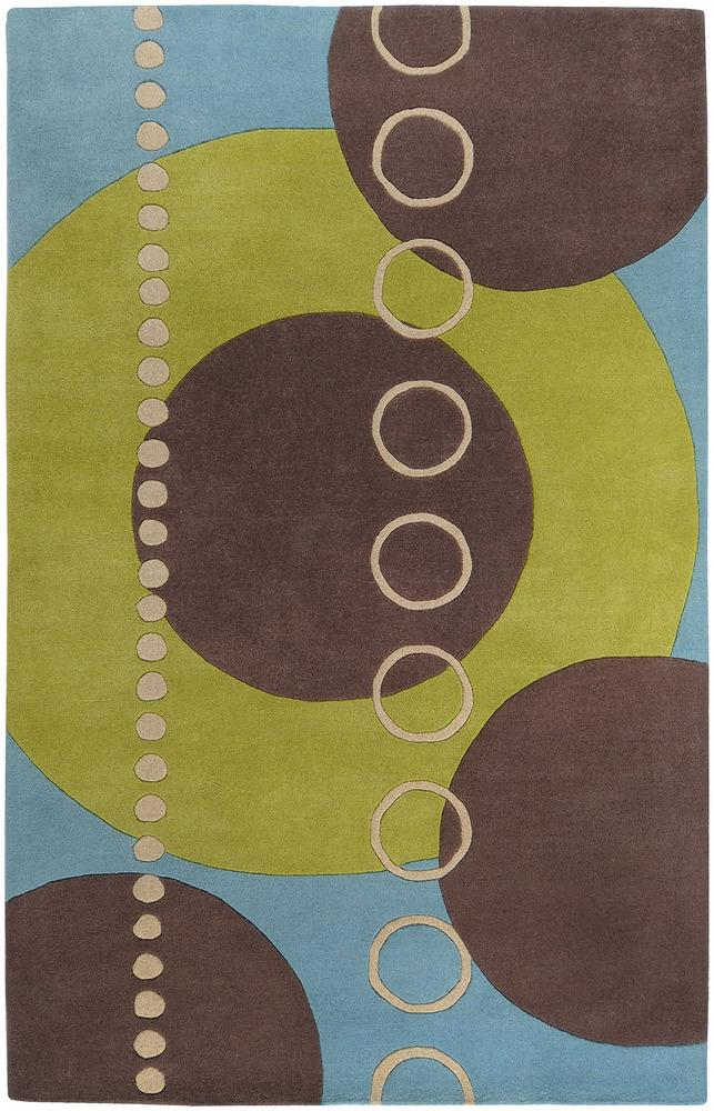 Surya Rugs Forum 4' x 6' - Item Number: FM7013-46