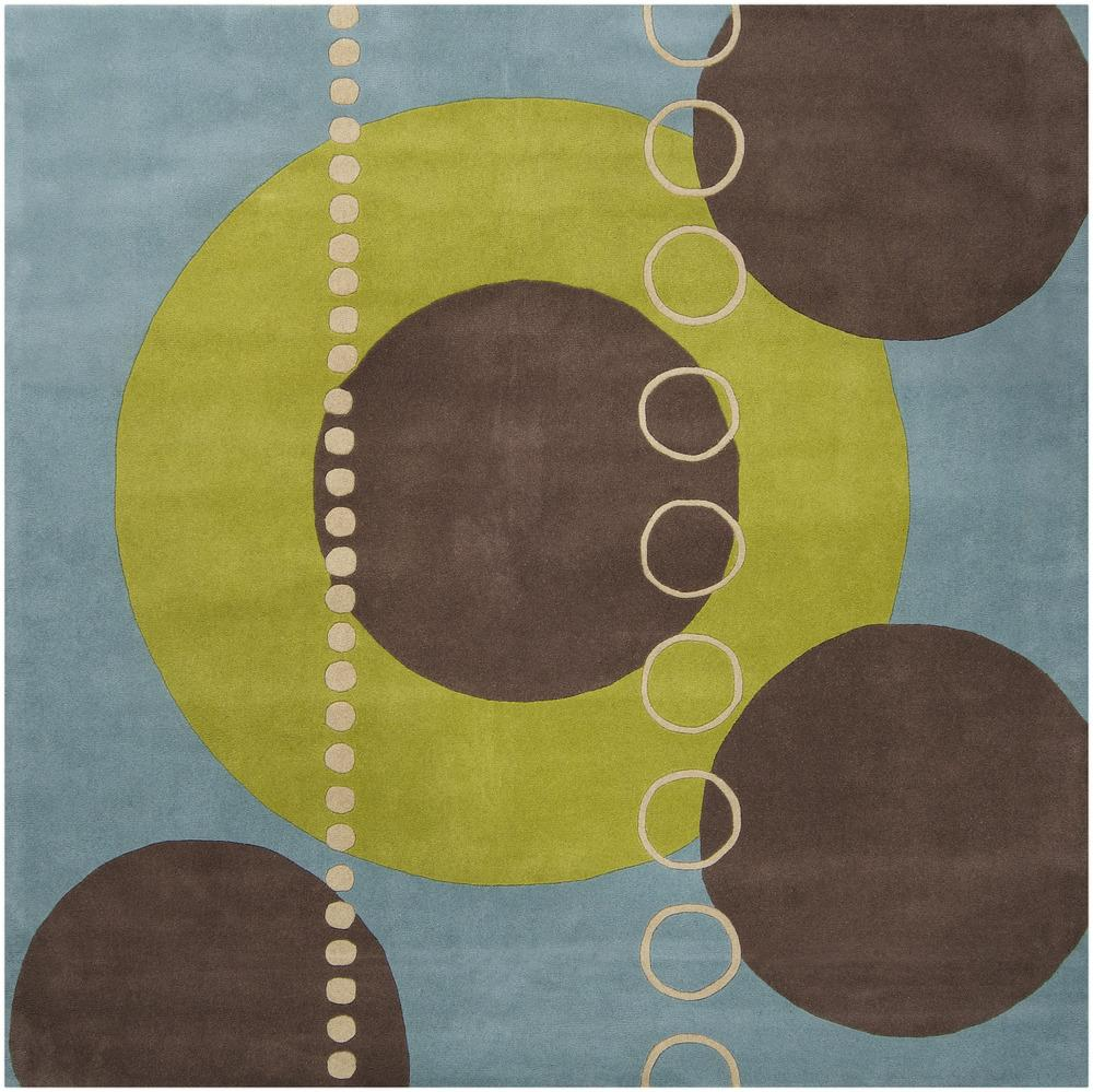 "Surya Rugs Forum 9'9"" Square - Item Number: FM7013-99SQ"