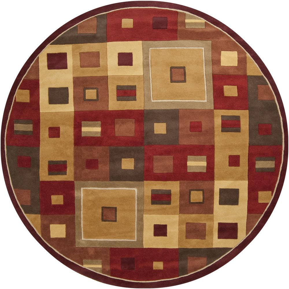 Surya Rugs Forum 6' Round - Item Number: FM7014-6RD