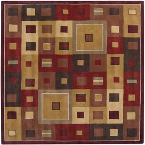 Surya Rugs Forum 6' Square