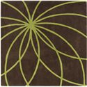 "Surya Rugs Forum 9'9"" Square - Item Number: FM7073-99SQ"
