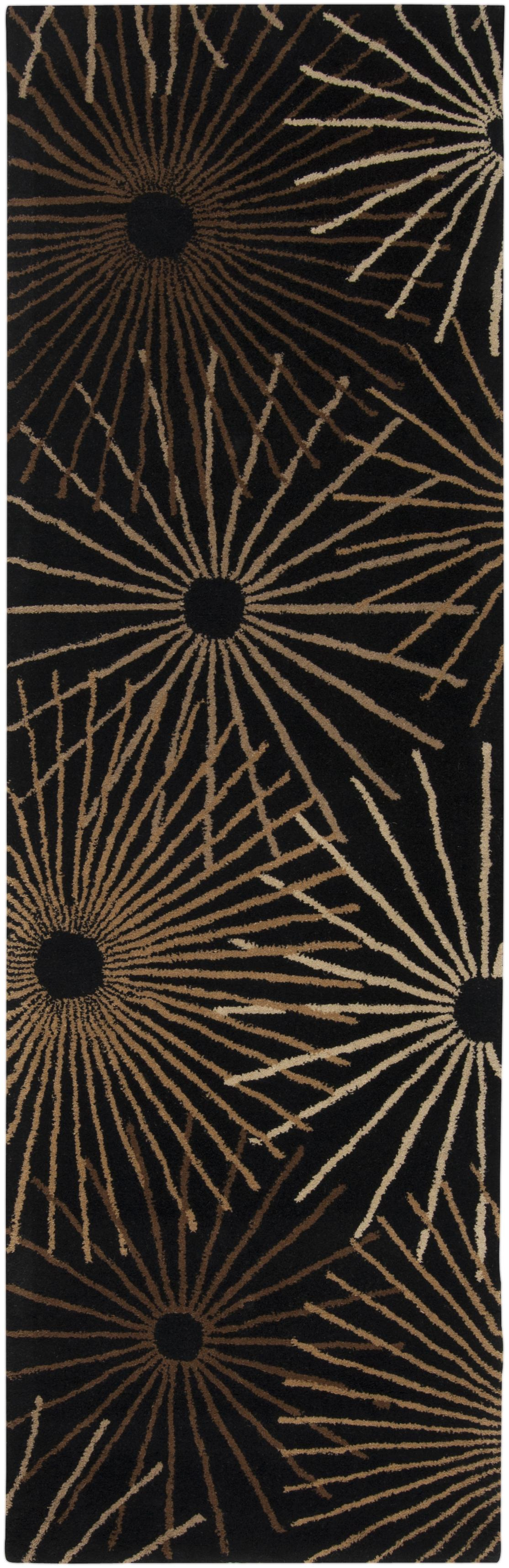 "Surya Rugs Forum 2'6"" x 8' - Item Number: FM7090-268"