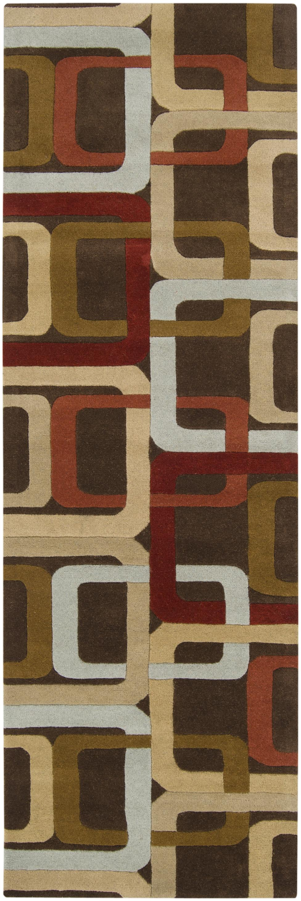 Surya Rugs Forum 3' x 12' - Item Number: FM7106-312