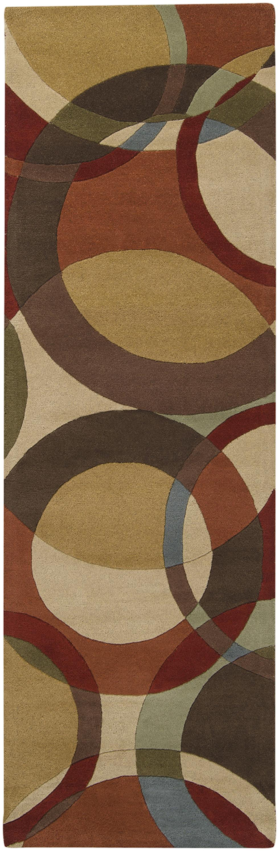 "Surya Rugs Forum 2'6"" x 8' - Item Number: FM7108-268"