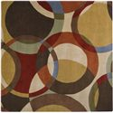 Surya Rugs Forum 6' Square - Item Number: FM7108-6SQ