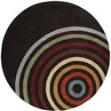 "Surya Rugs Forum 9'9"" Round - Item Number: FM7138-99RD"