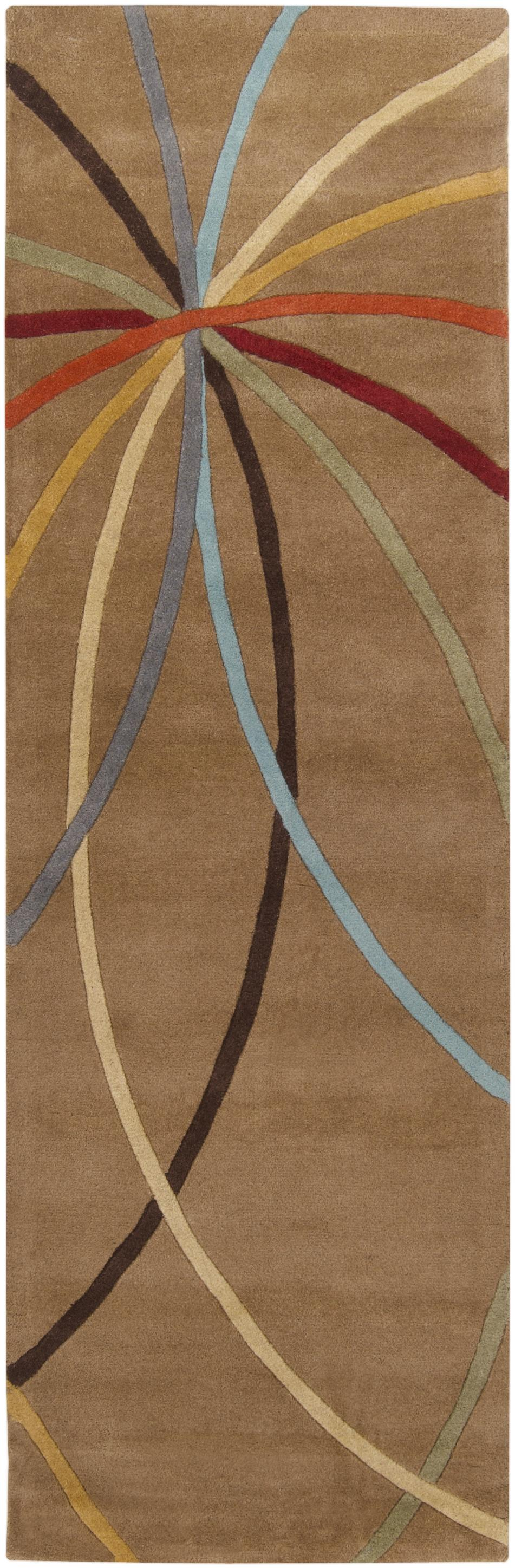 Surya Rugs Forum 3' x 12' - Item Number: FM7140-312