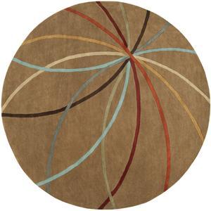 "Surya Rugs Forum 9'9"" Round"