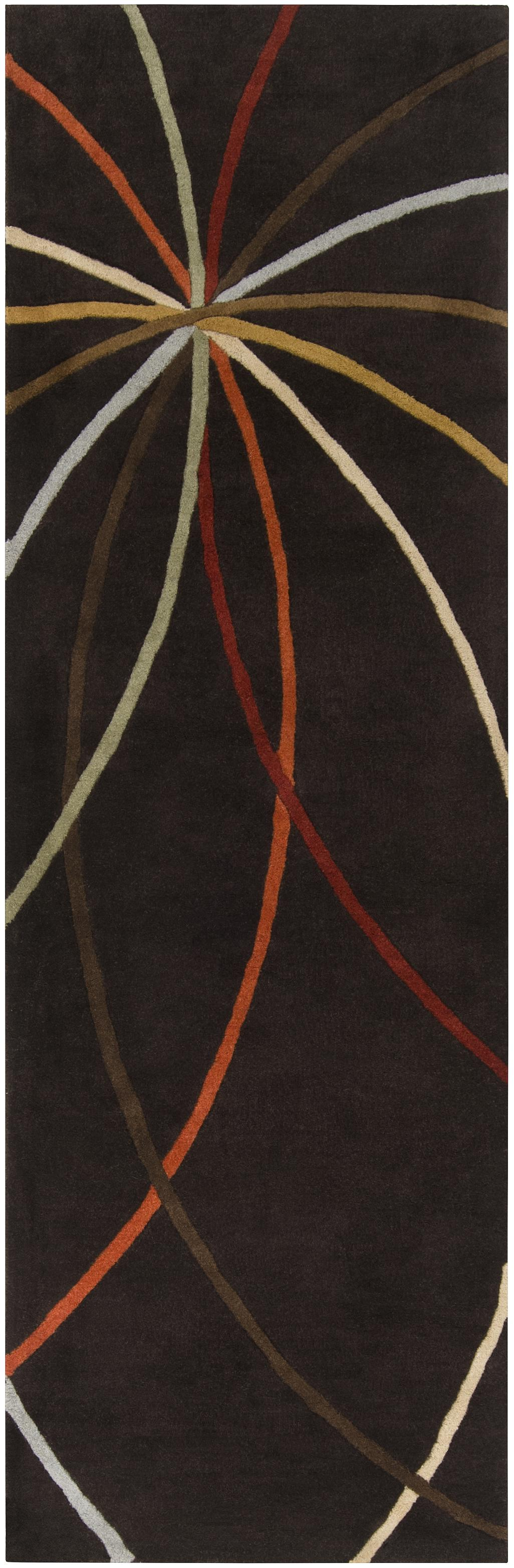 Surya Rugs Forum 3' x 12' - Item Number: FM7141-312