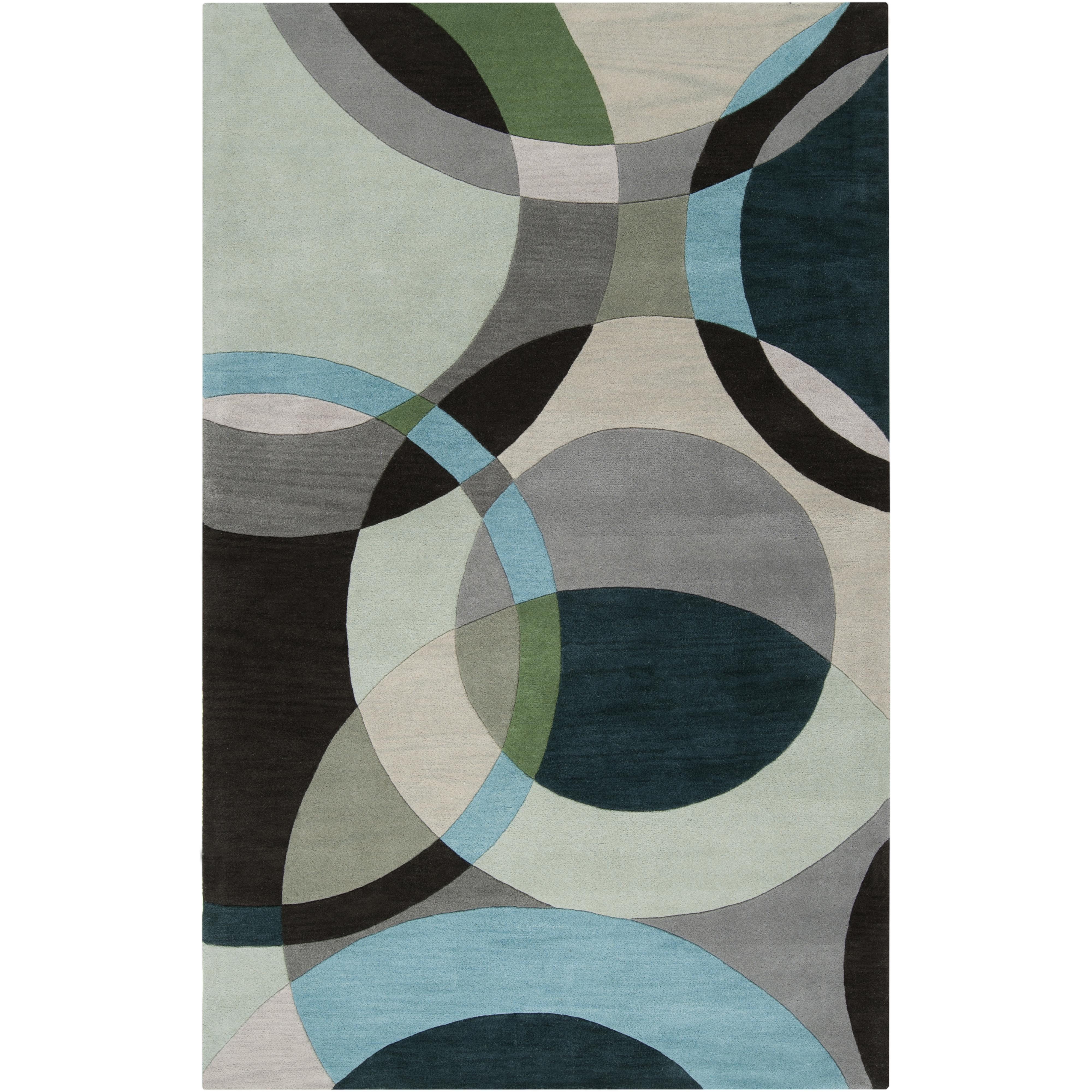 Surya Rugs Forum 4' x 6' - Item Number: FM7157-46