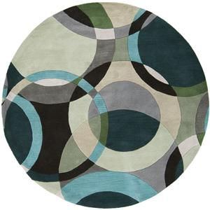 Surya Rugs Forum 4' Round