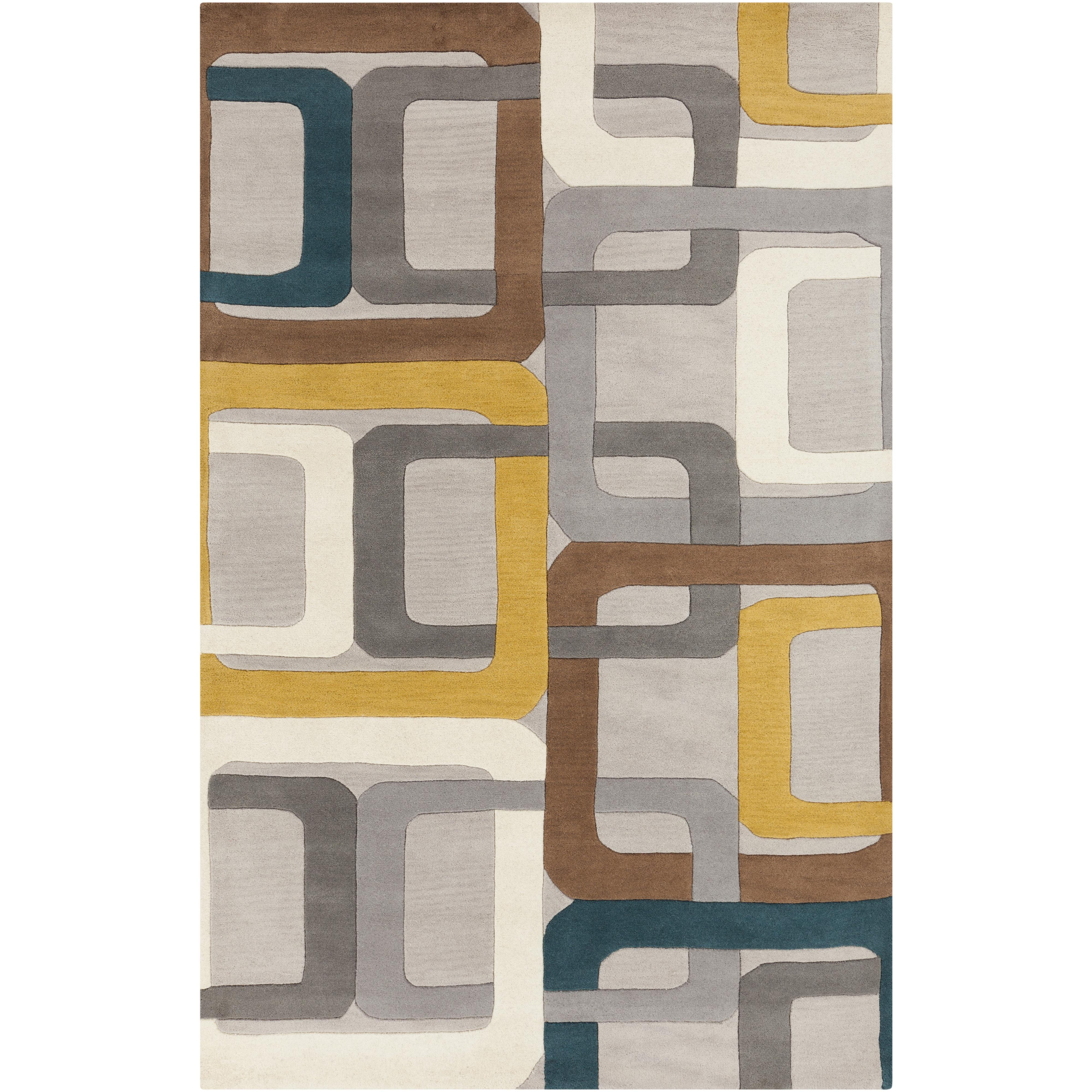 Surya Rugs Forum 6' x 9' - Item Number: FM7159-69