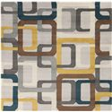 Surya Rugs Forum 8' Square - Item Number: FM7159-8SQ