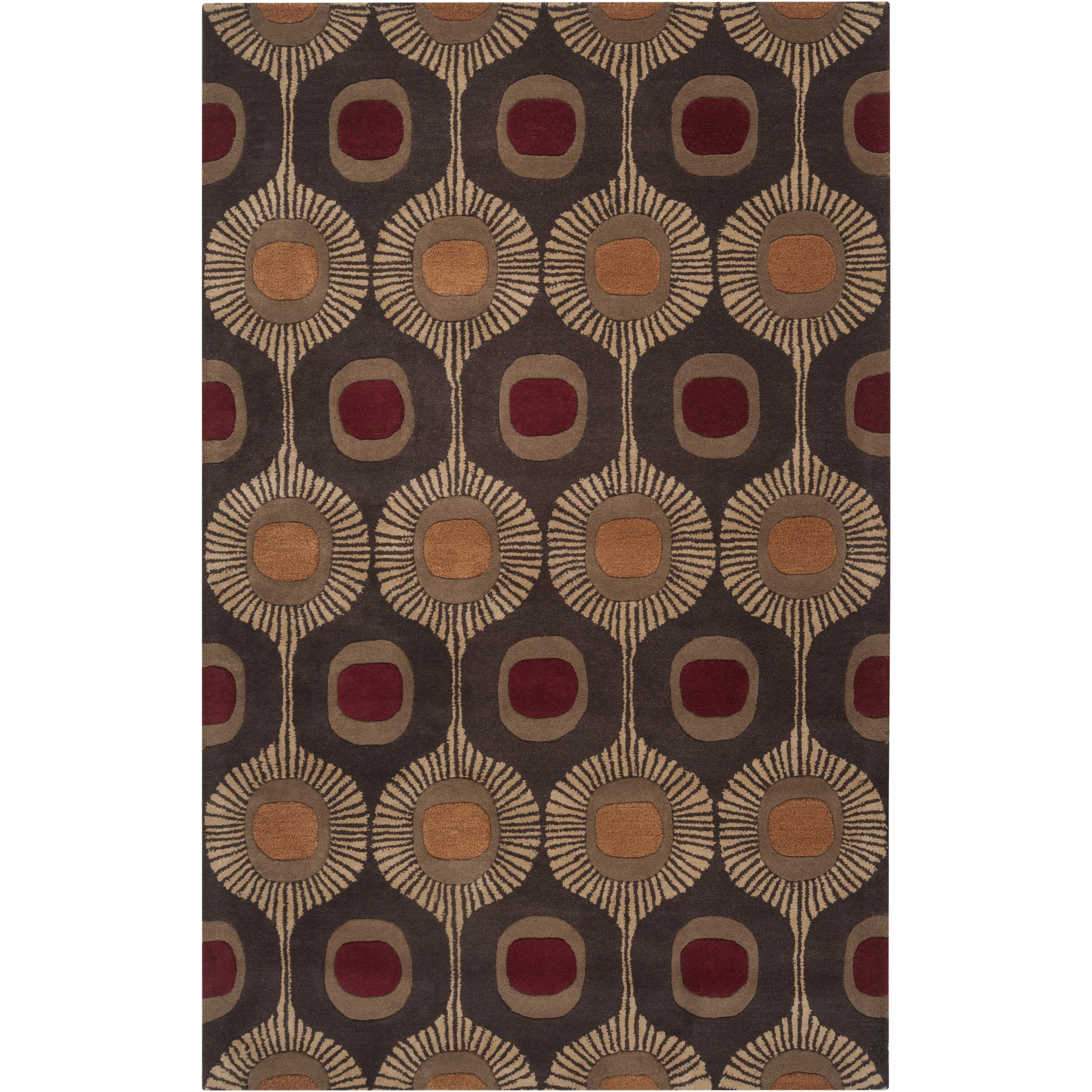 "Surya Rugs Forum 7'6"" x 9'6"" - Item Number: FM7170-7696"