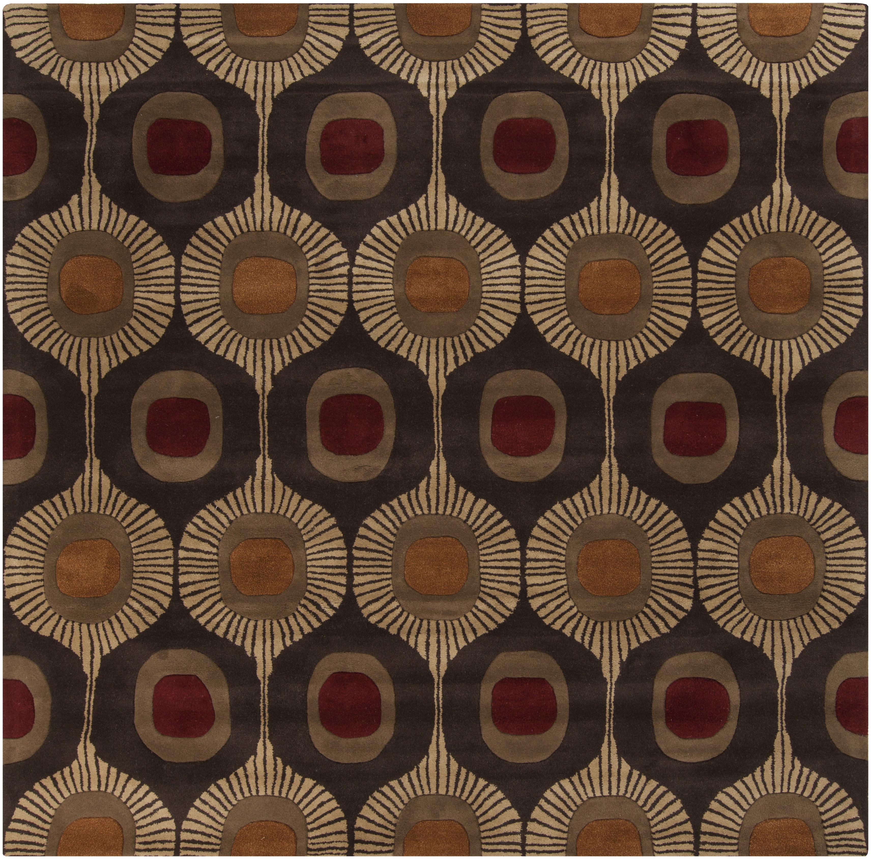 "Surya Rugs Forum 9'9"" Square - Item Number: FM7170-99SQ"