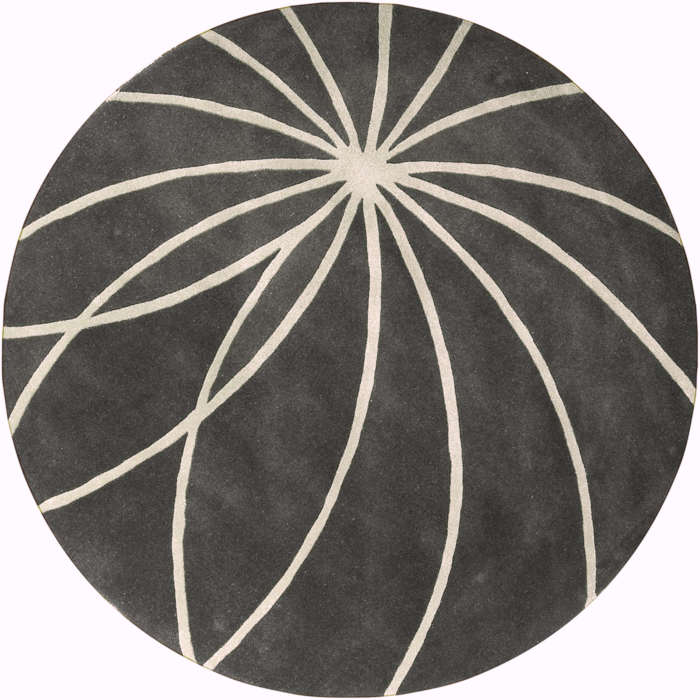 Surya Rugs Forum 4' Round - Item Number: FM7173-4RD