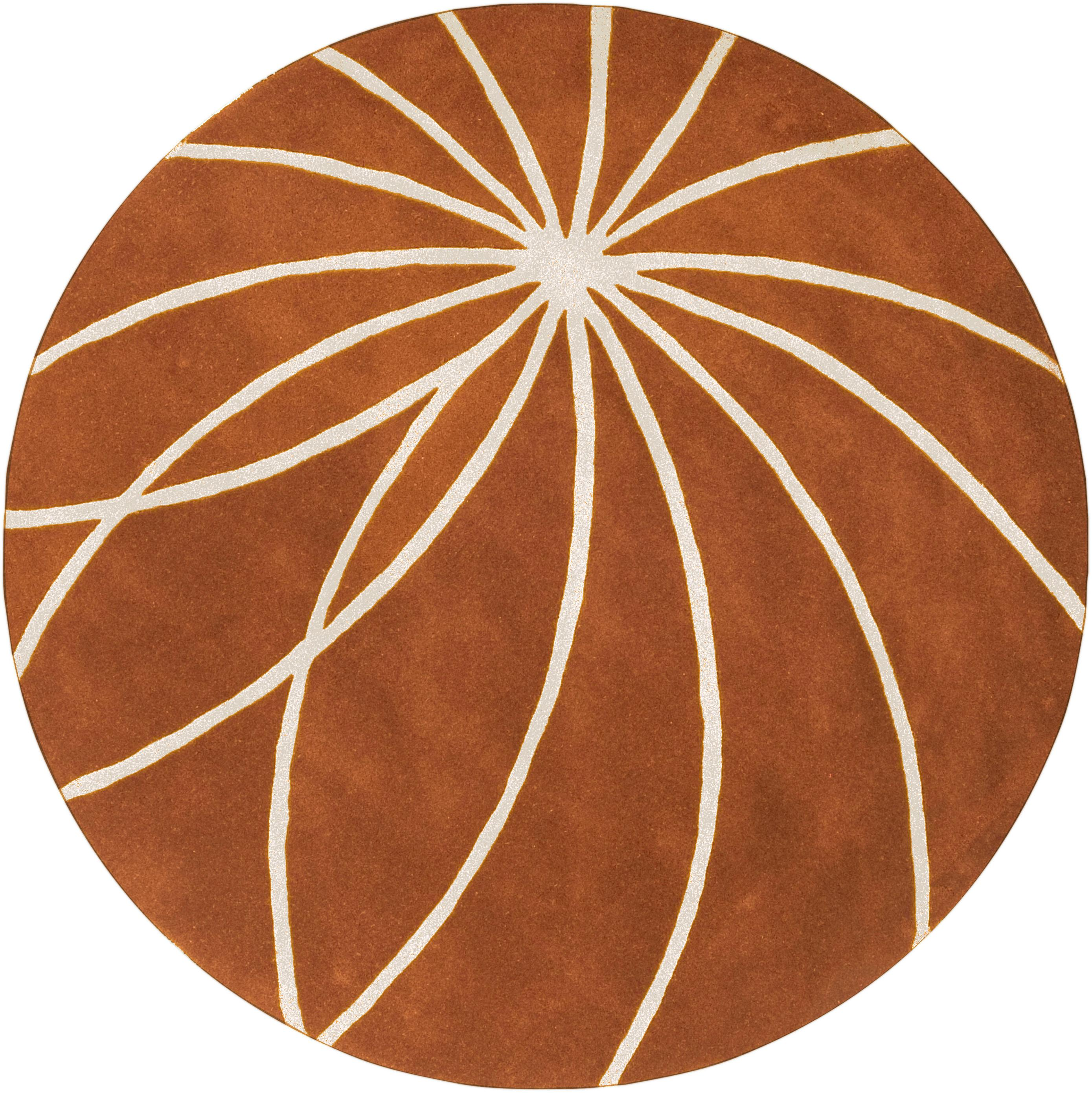 Surya Rugs Forum 4' Round - Item Number: FM7175-4RD