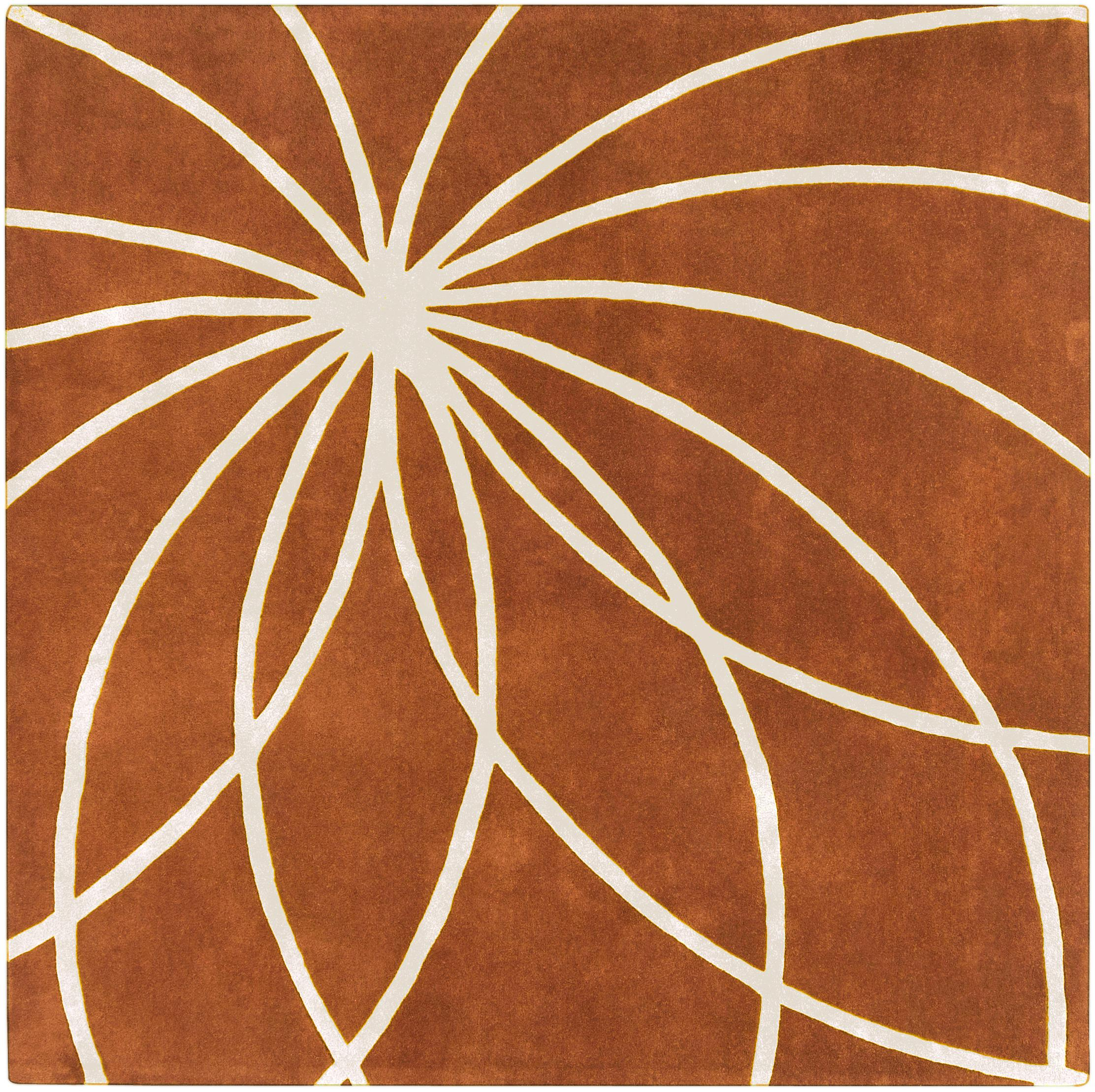 Surya Rugs Forum 6' Square - Item Number: FM7175-6SQ