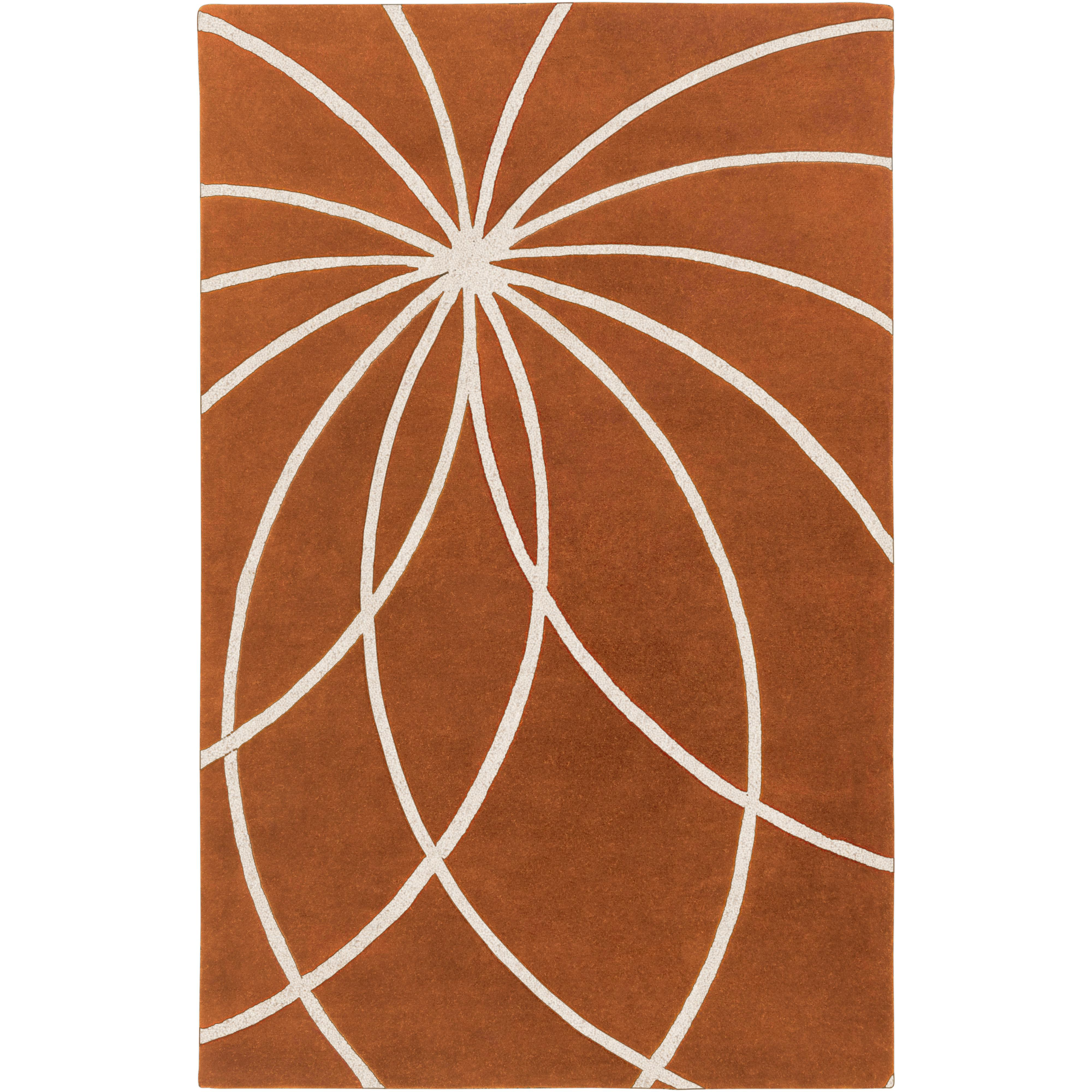 "Surya Rugs Forum 7'6"" x 9'6"" - Item Number: FM7175-7696"