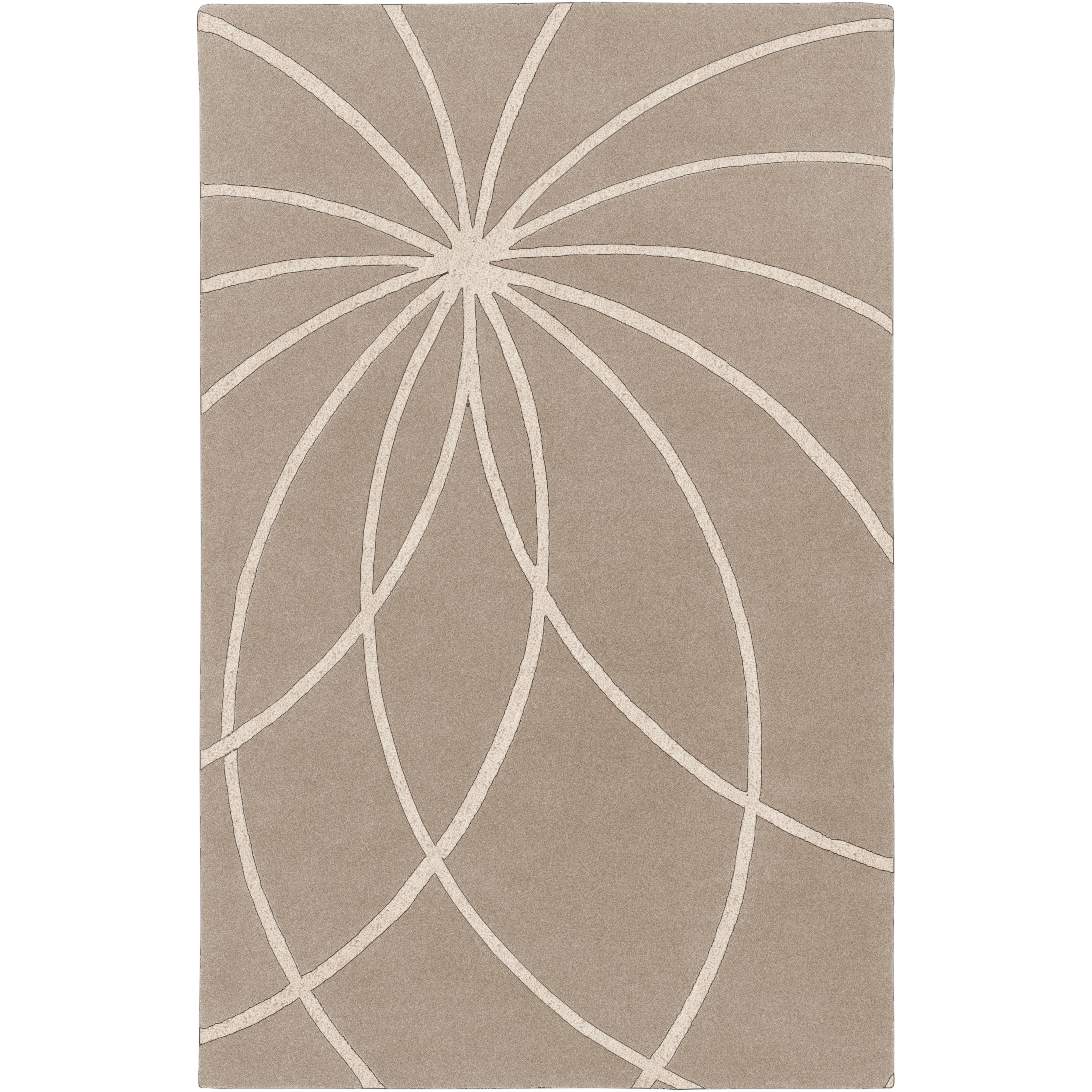 Surya Rugs Forum 4' x 6' - Item Number: FM7185-46