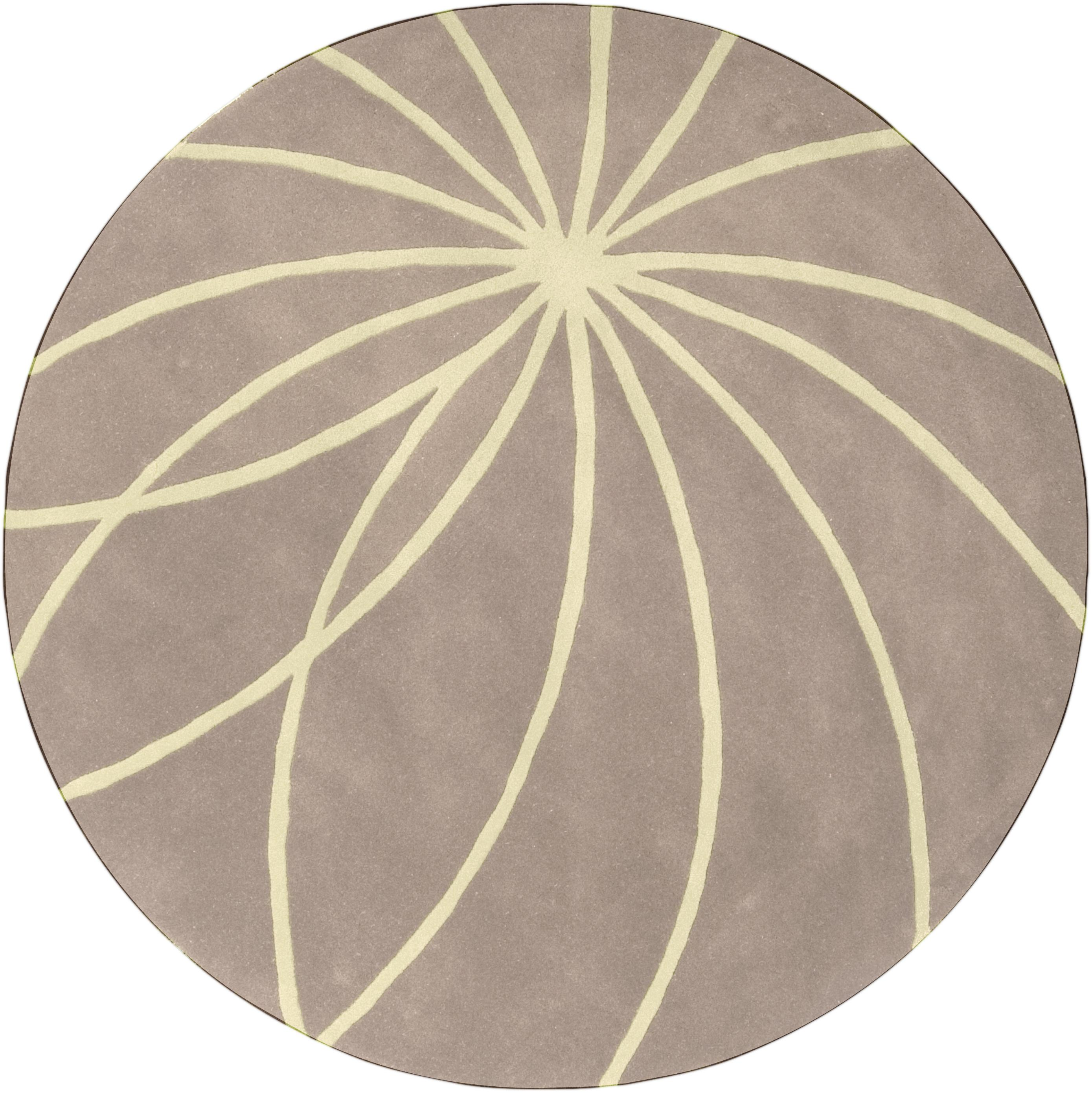 Surya Rugs Forum 4' Round - Item Number: FM7185-4RD