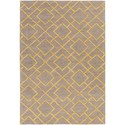 Surya Rugs Gable 6' x 9' - Item Number: GBL2001-69