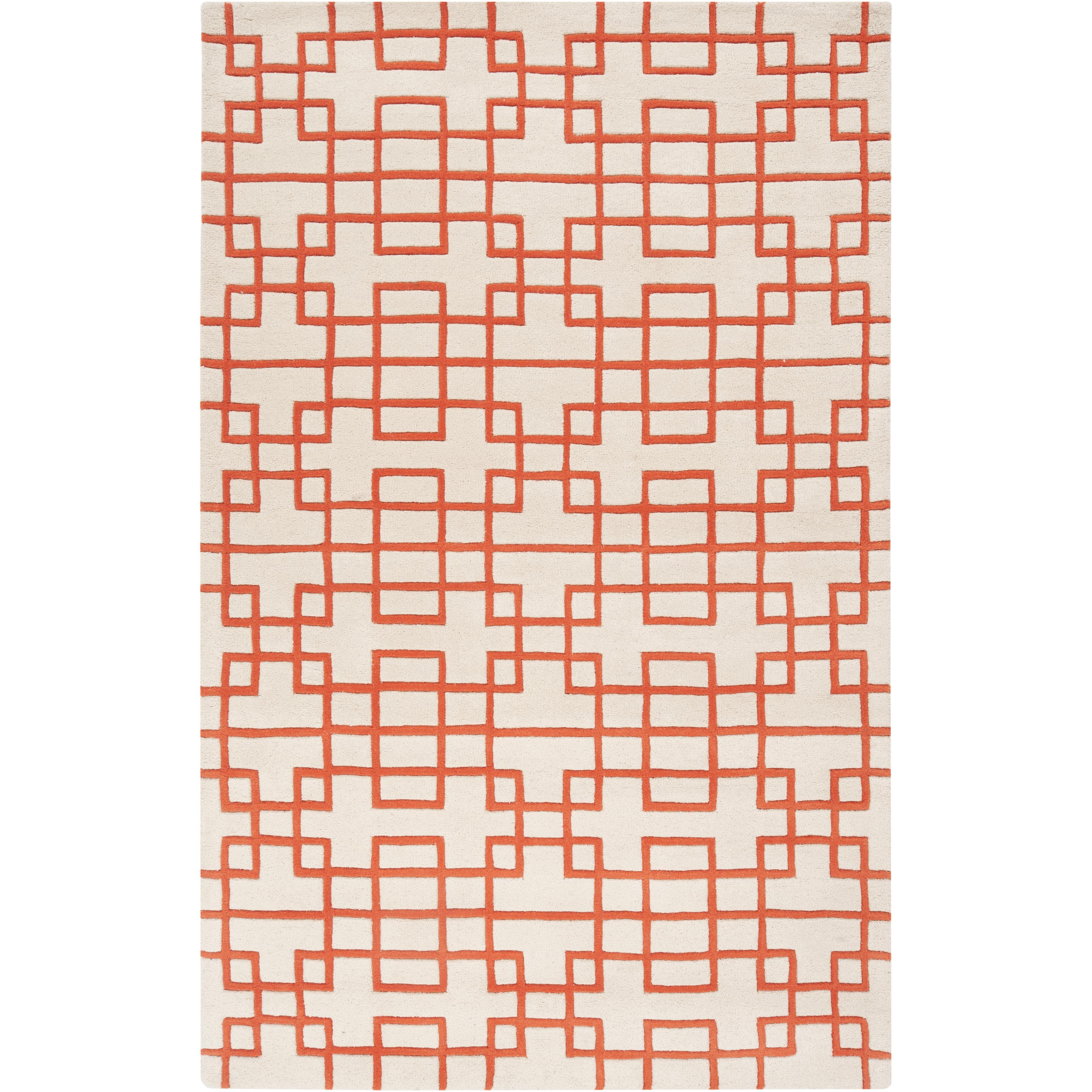 "Surya Rugs Goa 3'3"" x 5'3"" - Item Number: G5073-3353"