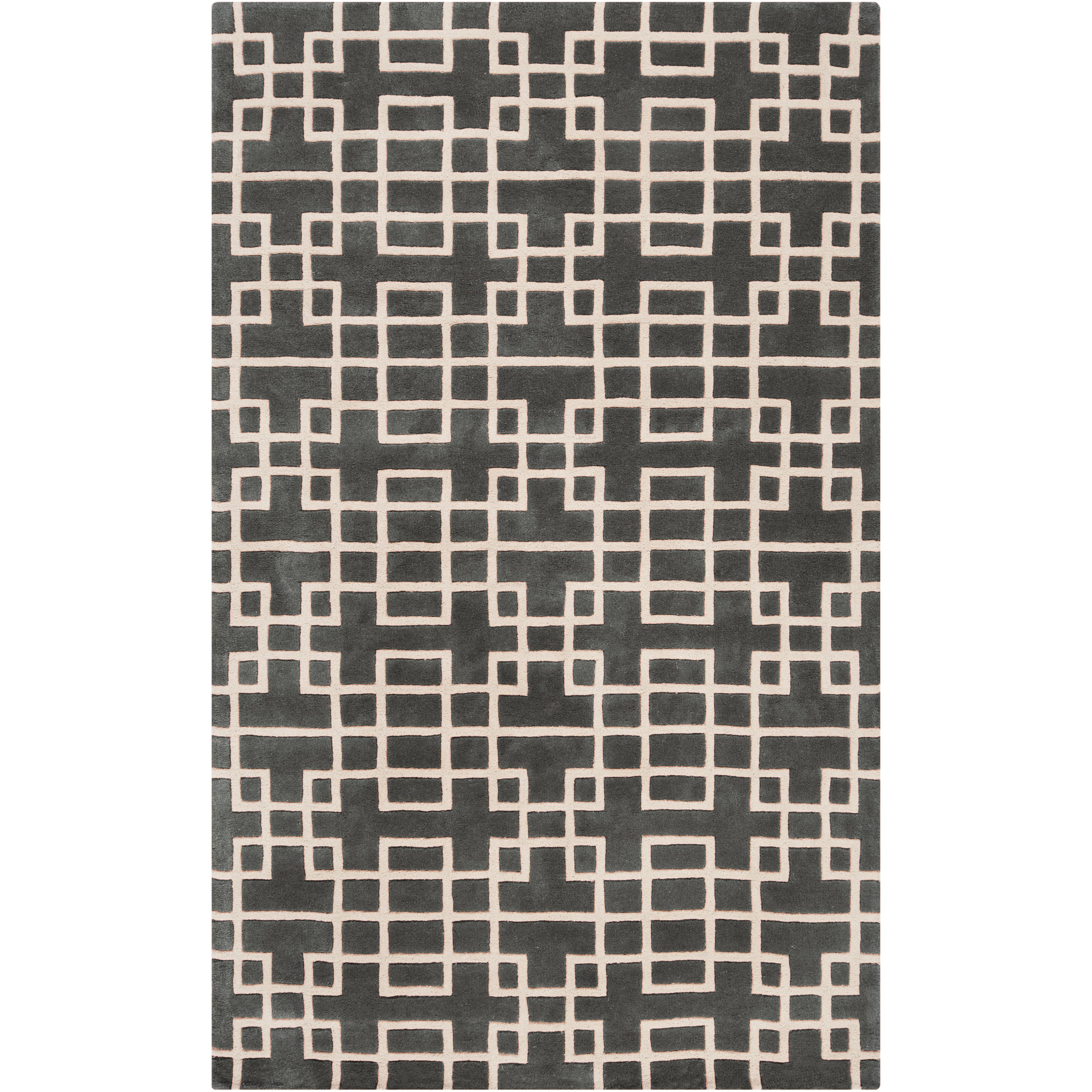 "Surya Rugs Goa 3'3"" x 5'3"" - Item Number: G5080-3353"