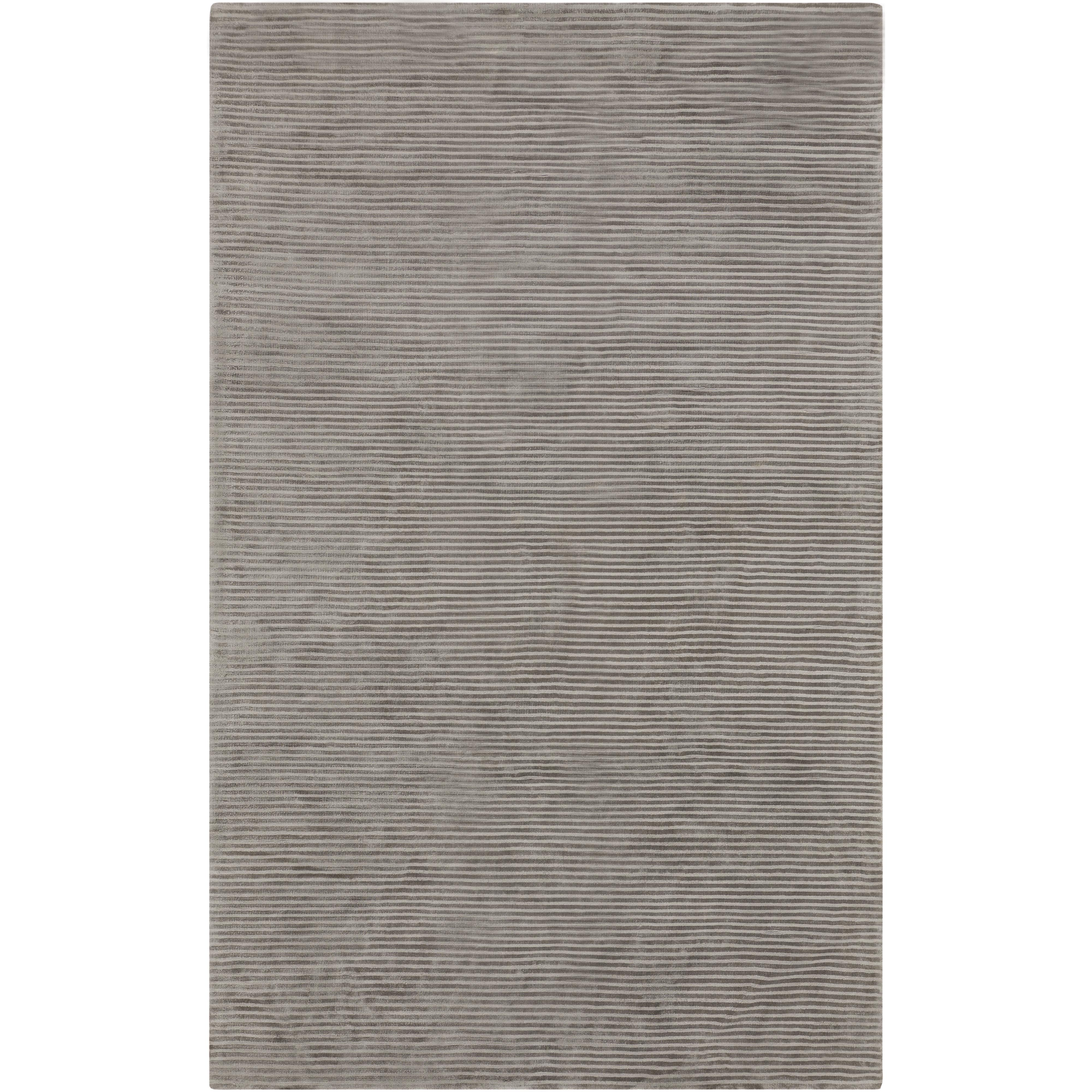 "Surya Graphite 3'3"" x 5'3"" - Item Number: GPH52-3353"