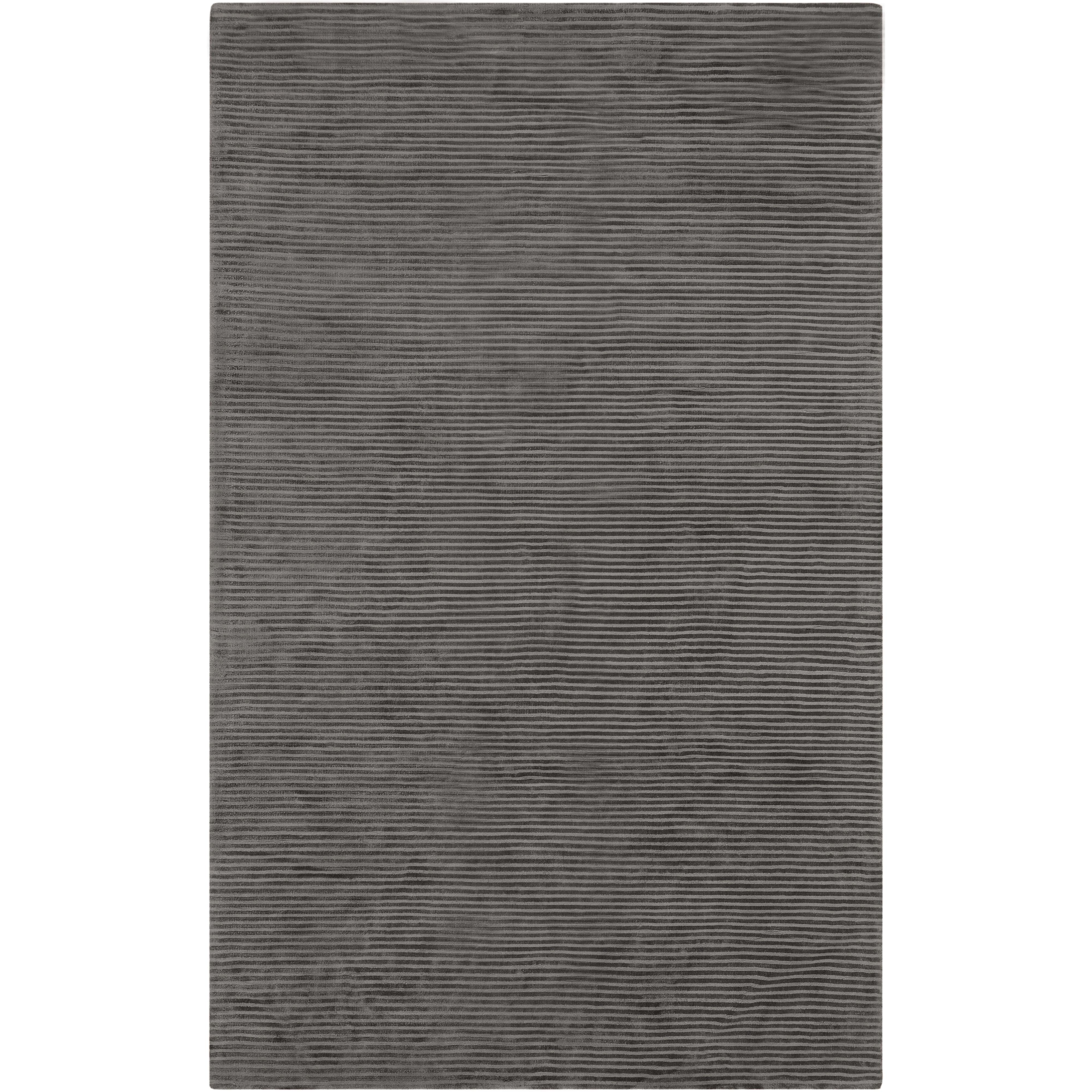 "Surya Graphite 3'3"" x 5'3"" - Item Number: GPH53-3353"