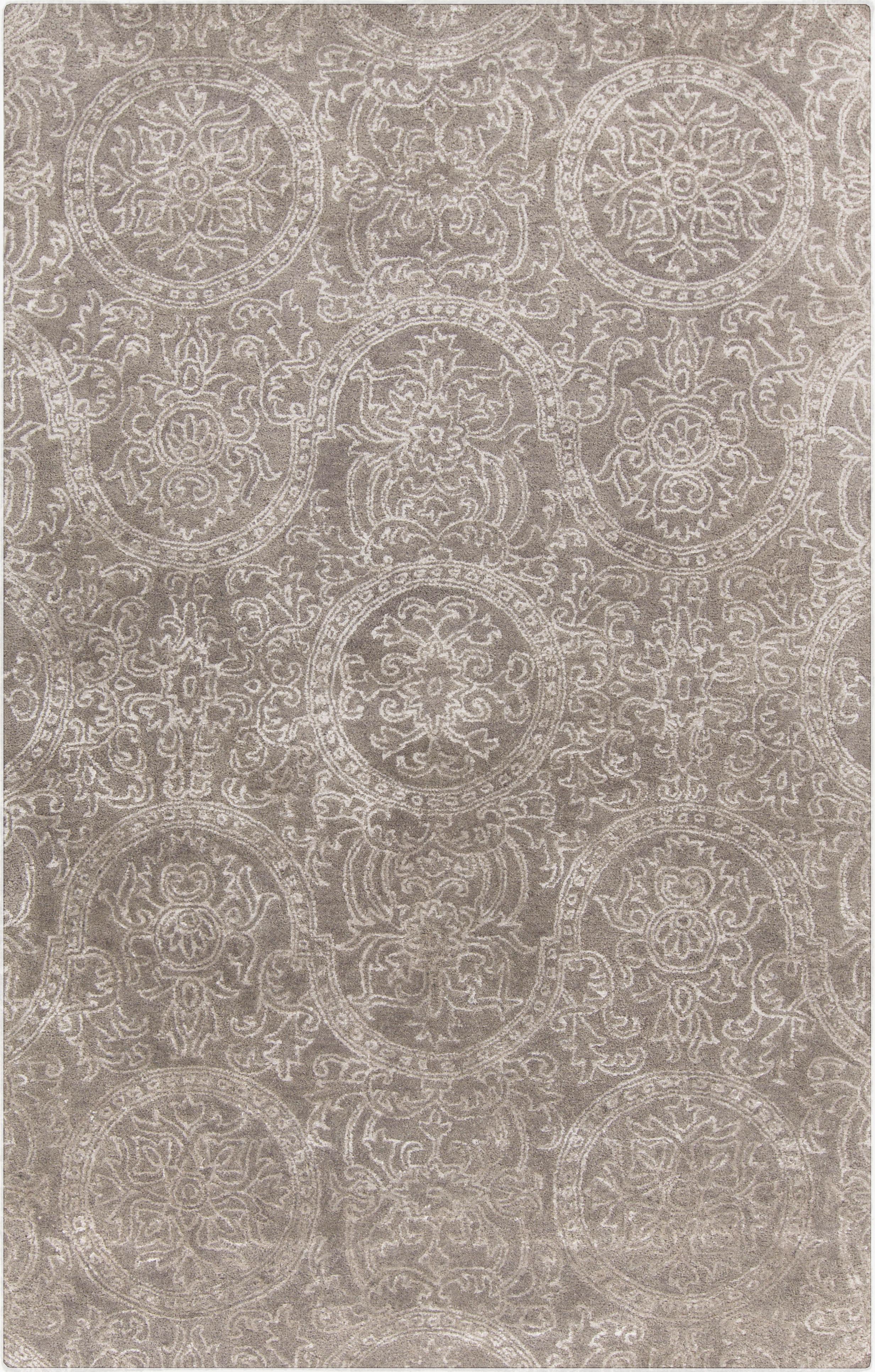 Surya Henna 5' x 8' - Item Number: HEN1000-58
