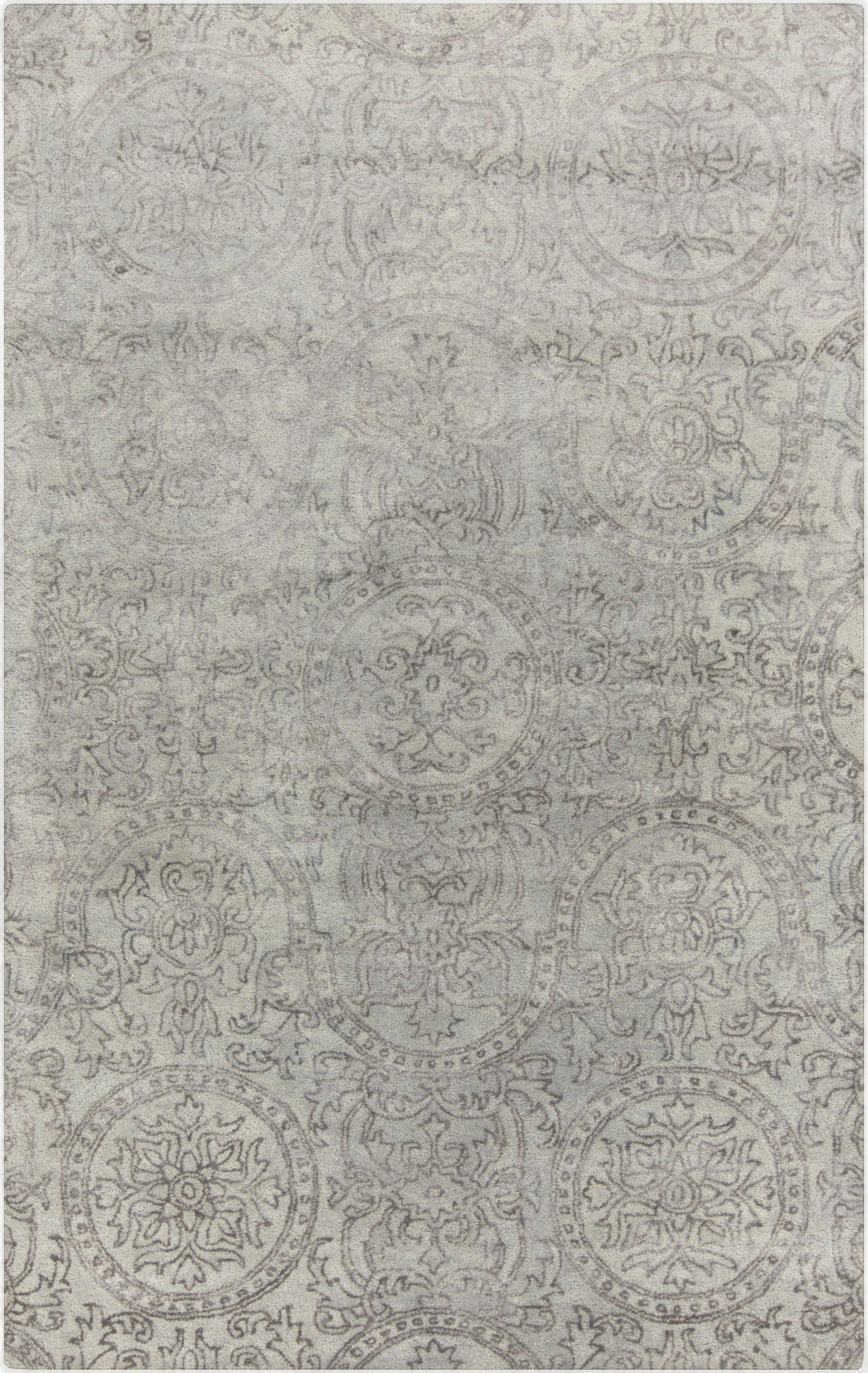 Surya Henna 5' x 8' - Item Number: HEN1001-58