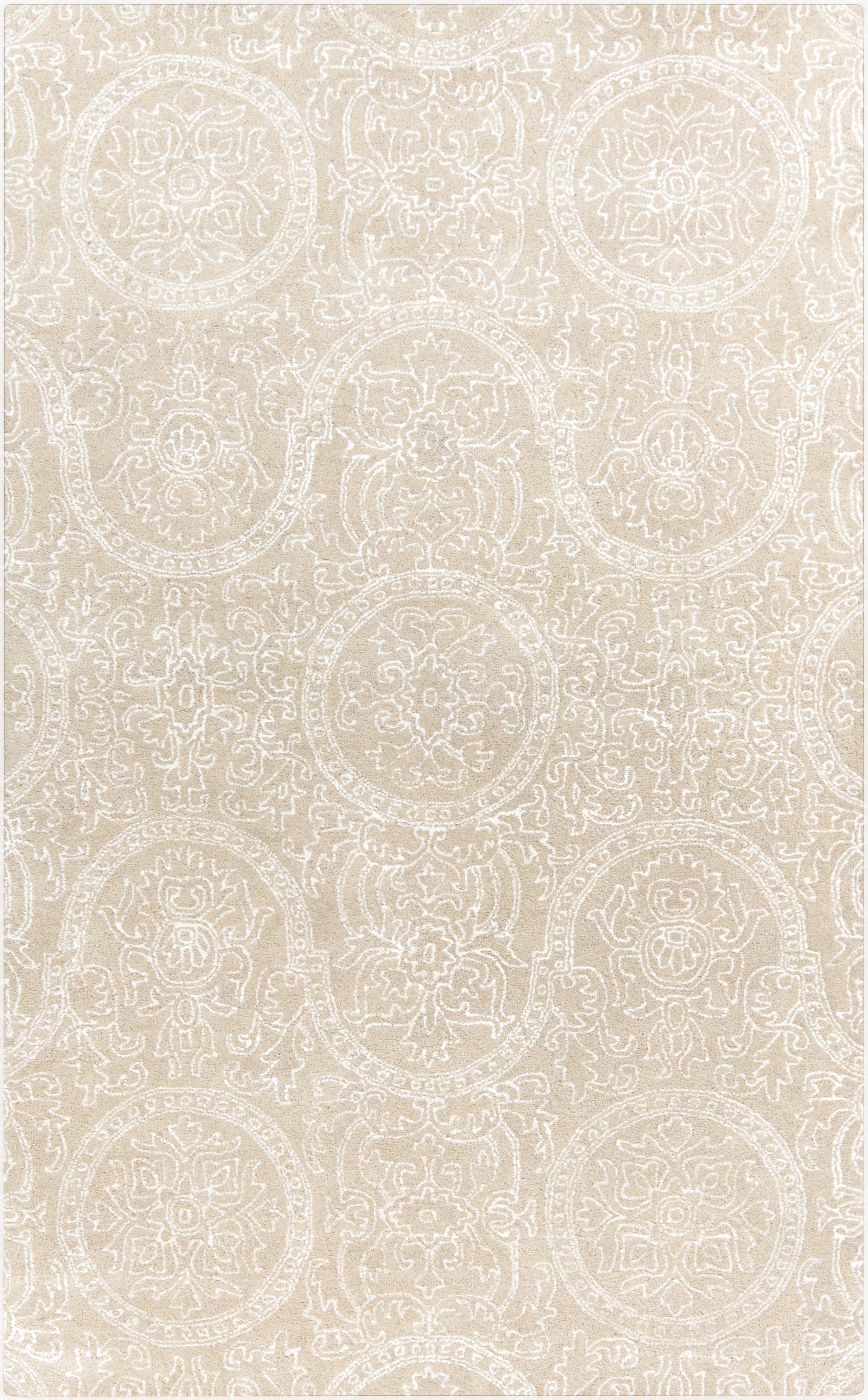 Surya Henna 8' x 11' - Item Number: HEN1002-811